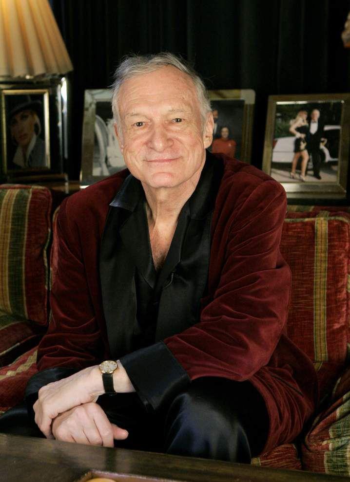Playboy magazine's Hugh Hefner was a champion of jazz _lowres