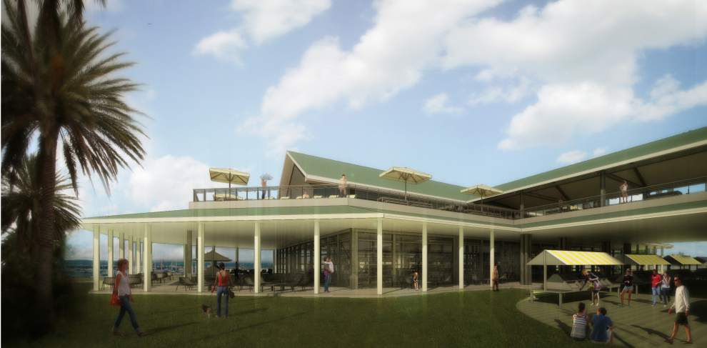 Planners OK proposal for new amphitheater, market on New Orleans lakefront _lowres