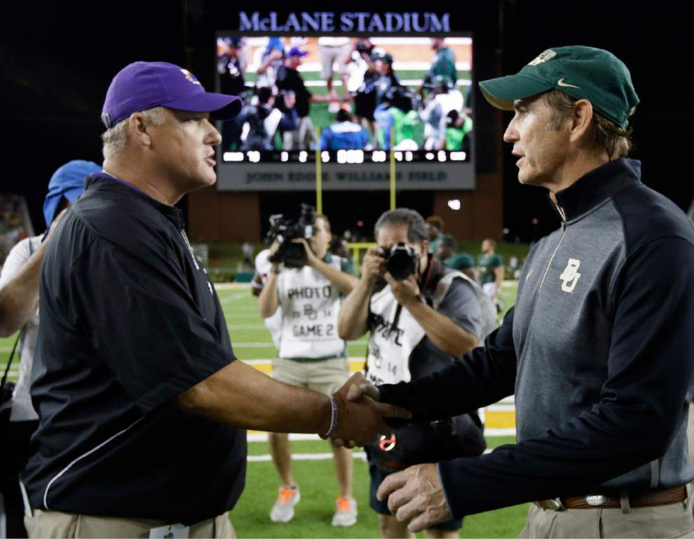 Northwestern State at Southern: Four downs _lowres
