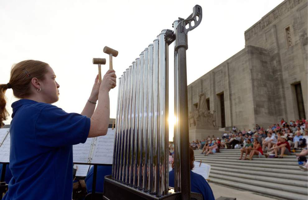 BR Concert Band returns to Capitol steps for annual show _lowres