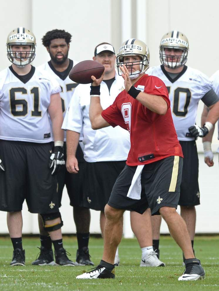 Lewis: Drew Brees not ready to slow down _lowres