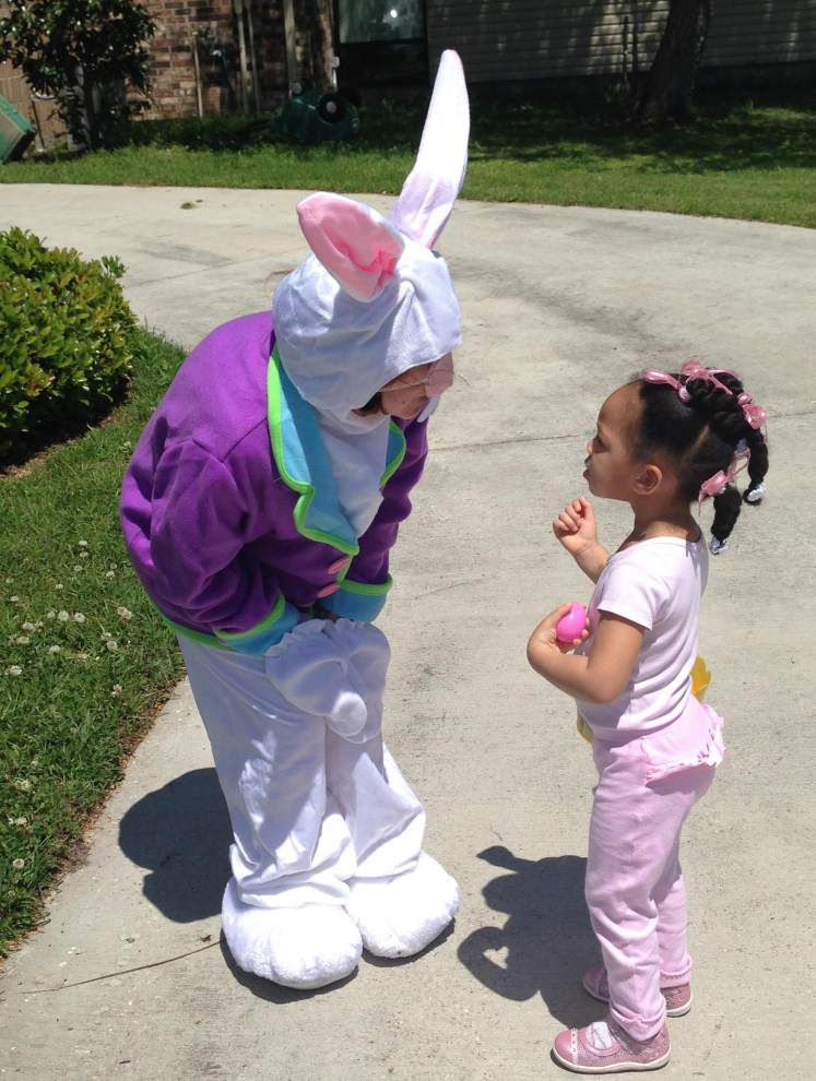 West Bank Spotlight: West Bank Easter egg hunts introduce children to meaning of Easter _lowres