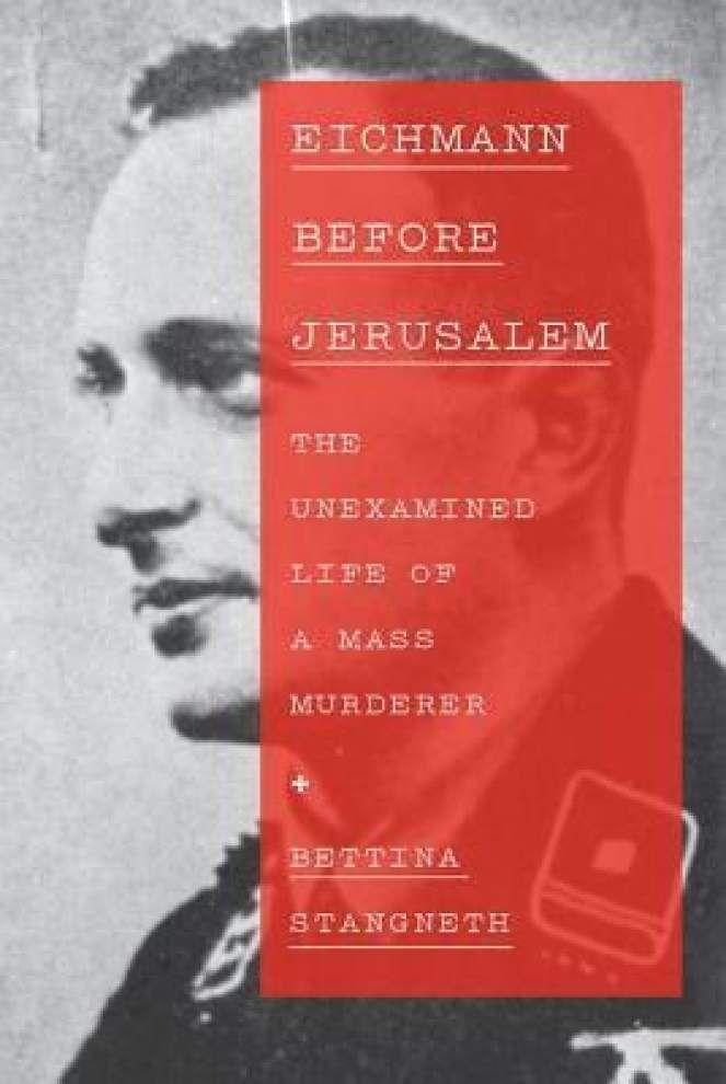 Life in hiding: Book explores Nazi fugitive _lowres
