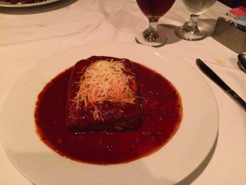 Review: Ruffino's impresses with variety, attentiveness and fun touches _lowres