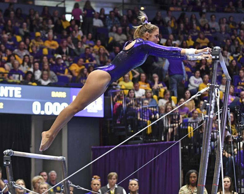 Letter: Gymnastics picture was x-rated