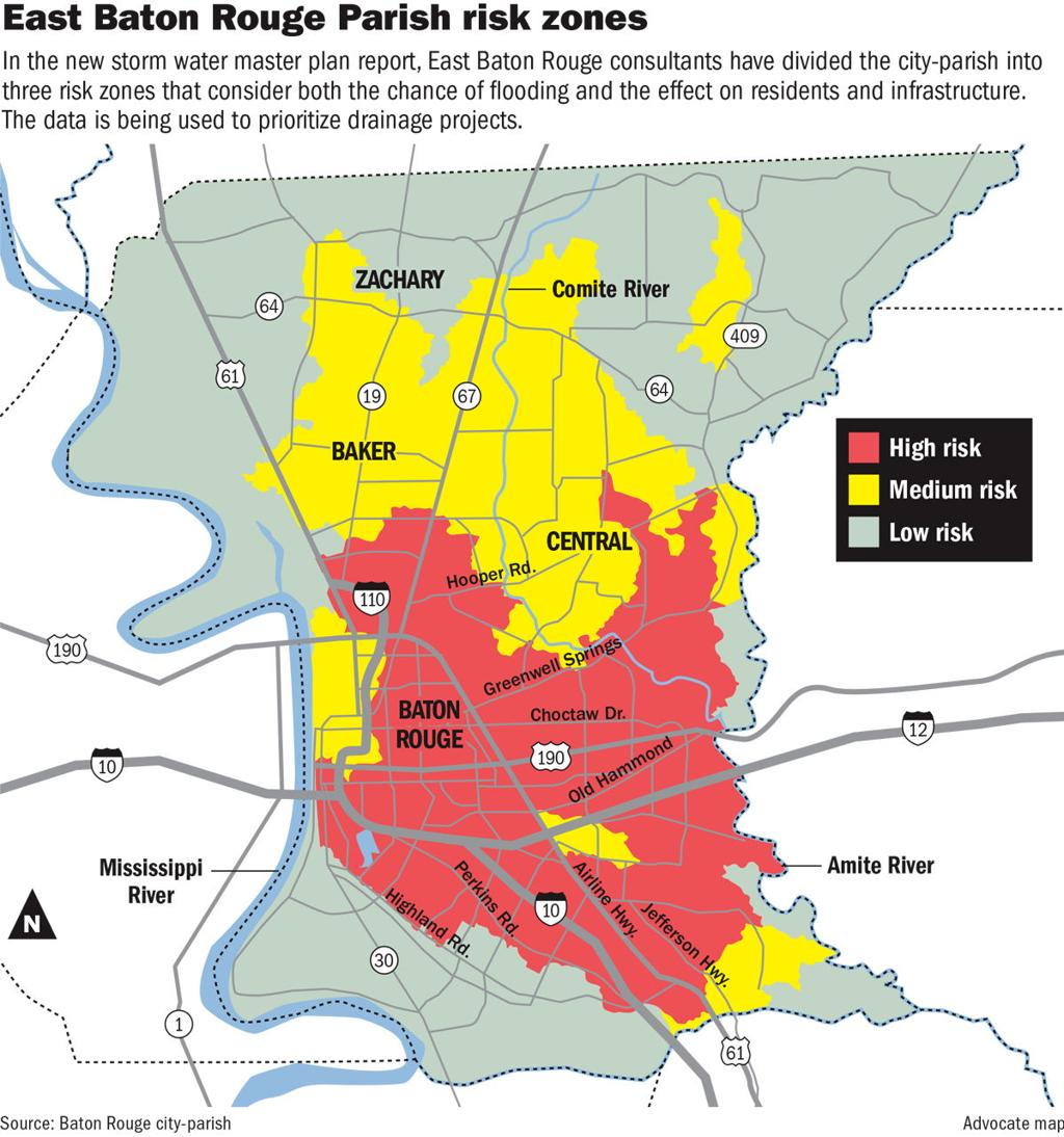 Could flood insurance rate maps for south Louisiana change ... on