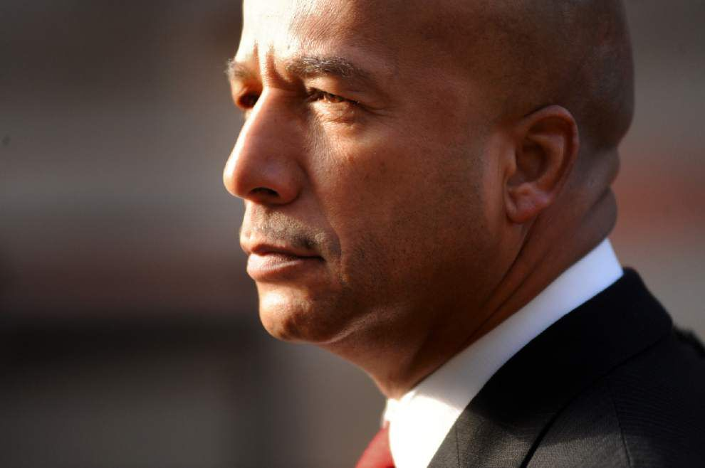 Nagin more restrained as trial testimony continues Friday _lowres