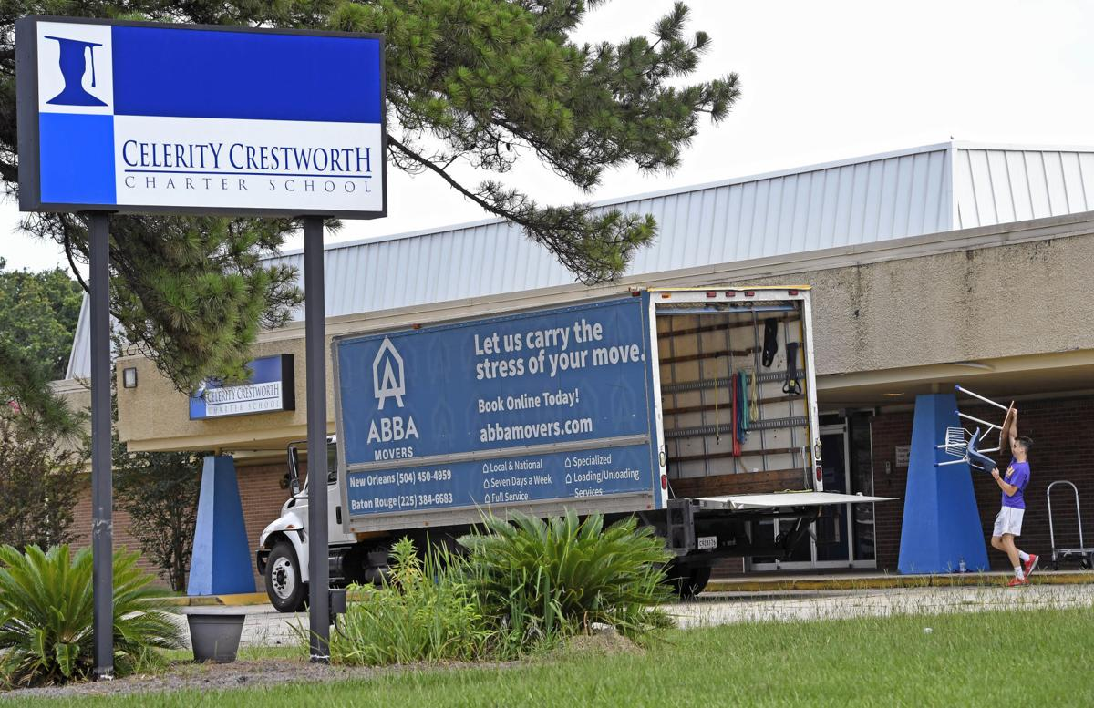 With Reunification New Orleans Becomes >> A Look At What S Happening With Old Crestworth Middle Campus In East