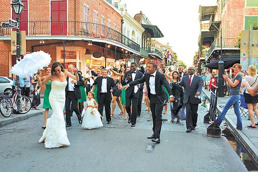 A guide to wedding second lines | | theadvocate.com