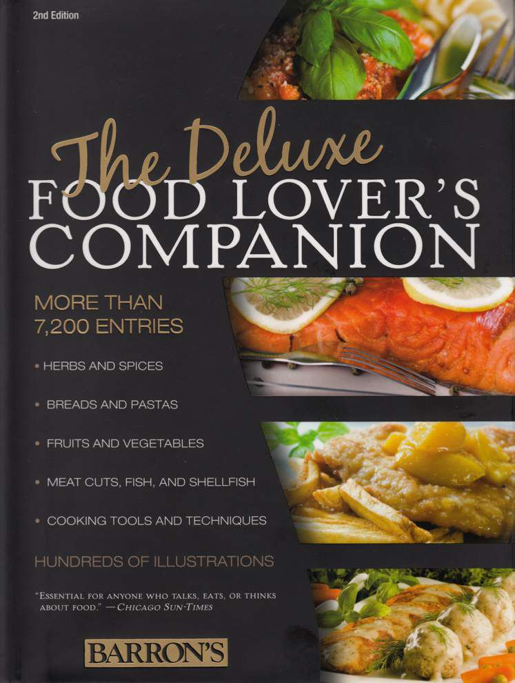 Side Dish: Food lover's favorite companion and handy reference _lowres