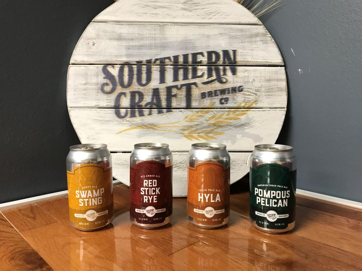 Southern Craft in cans still for Red