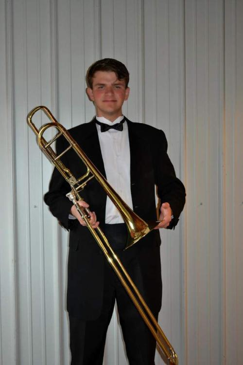 Walker student accepted to music camp _lowres