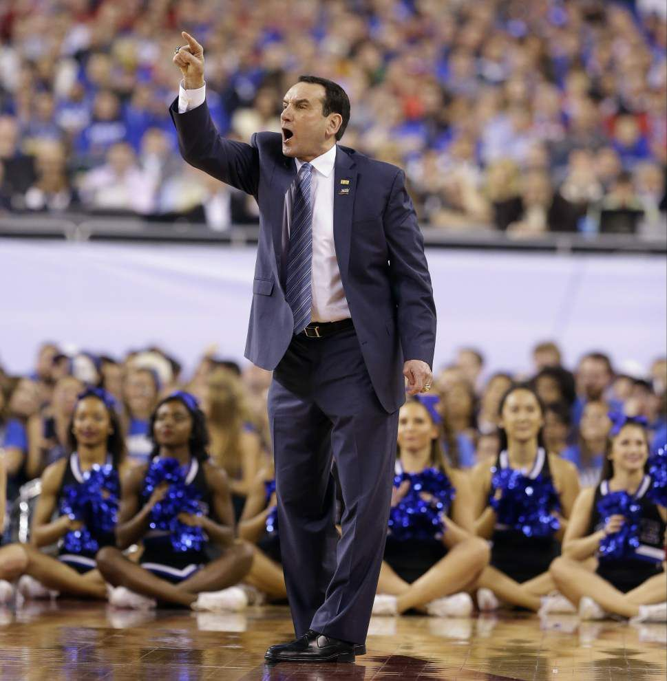 Duke routs Michigan State 81-61 to reach national title game _lowres