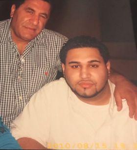 Fouad Zeton Sr. and Fouad Zeton Jr.