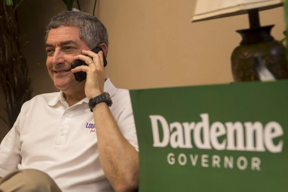 Jay Dardenne said he won't run for mayor-president, but Baton Rouge supporters hold out hope _lowres