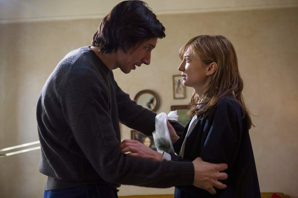 Review: 'Hungry Hearts': Not quite horror, not quite great _lowres