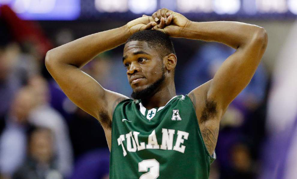 Tulane lands commitment from Riverside's Von Julien; starting point guard Jonathan Stark to transfer _lowres