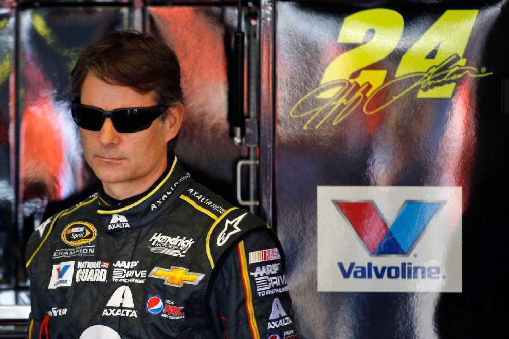 Jeff Gordon anounces 2015 will be his last season as a full-time driver _lowres