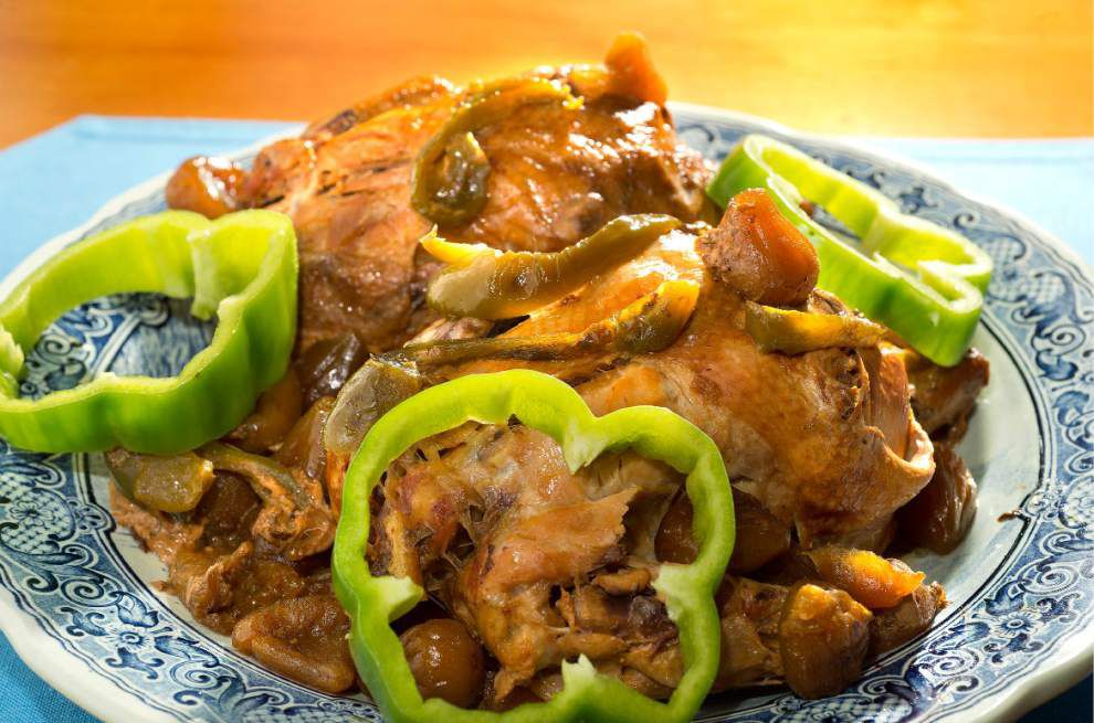 What A Crock!: Give a fig in Cornish hen dish _lowres