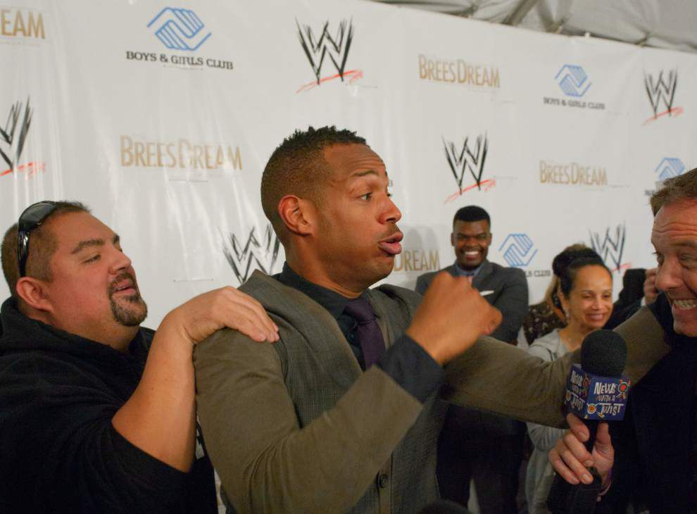 Photos: WWE WrestleMania Red Carpet _lowres