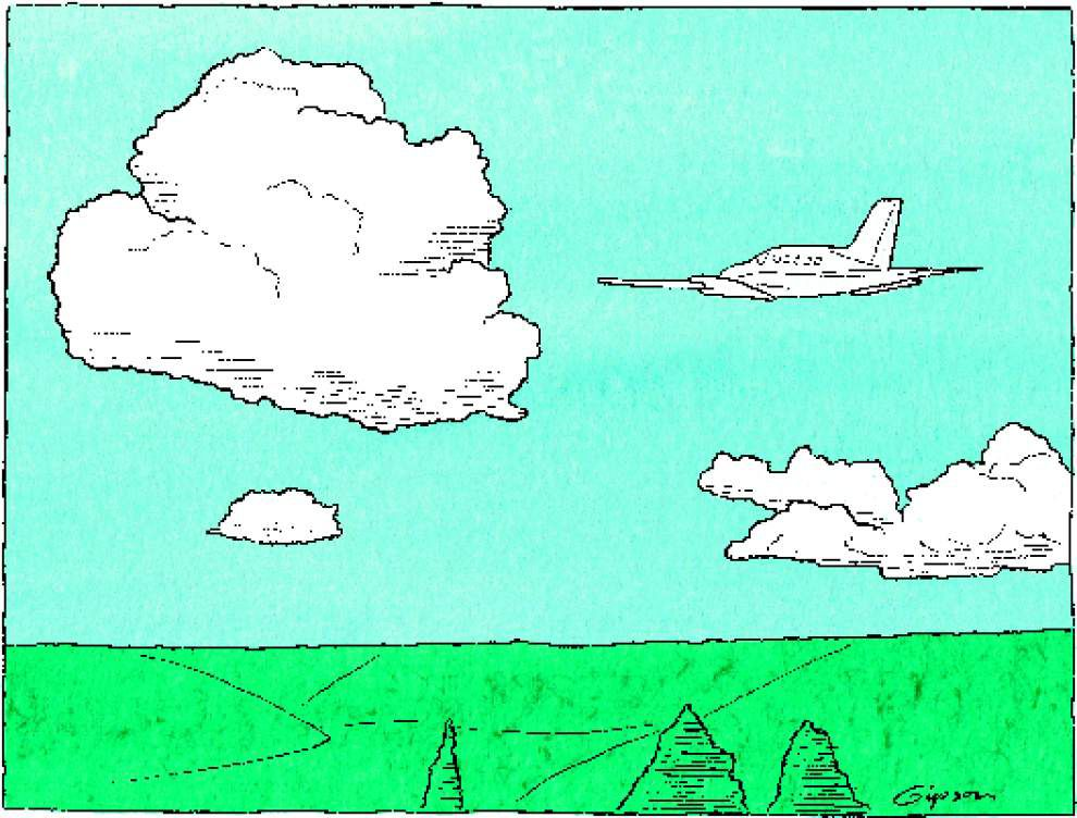 Human Condition: No two clouds are the same _lowres