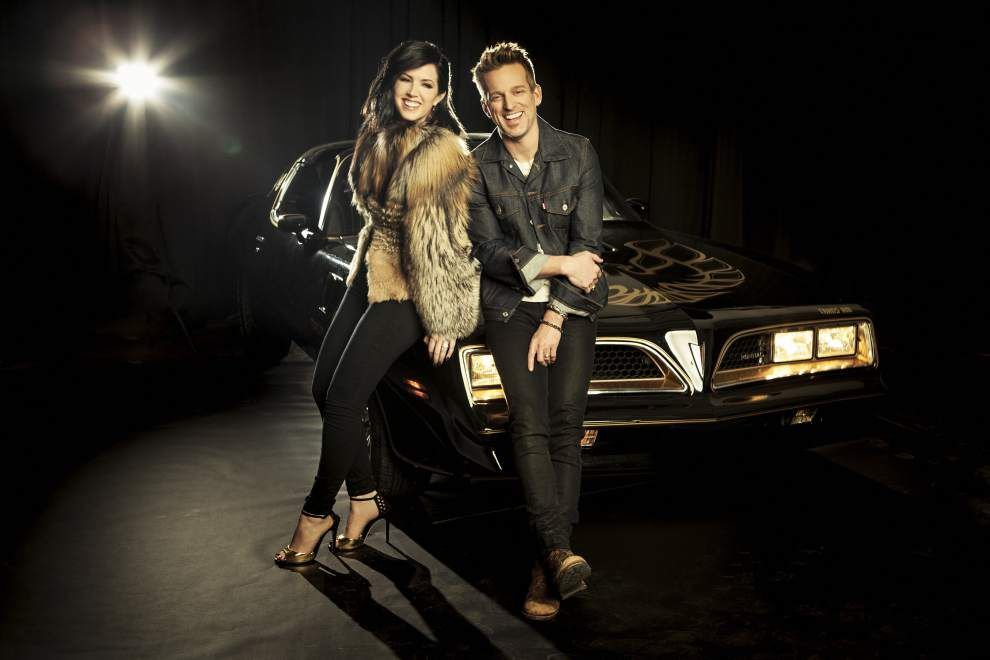 Thompson Square: Latest album is 'the best thing we've ever done' _lowres