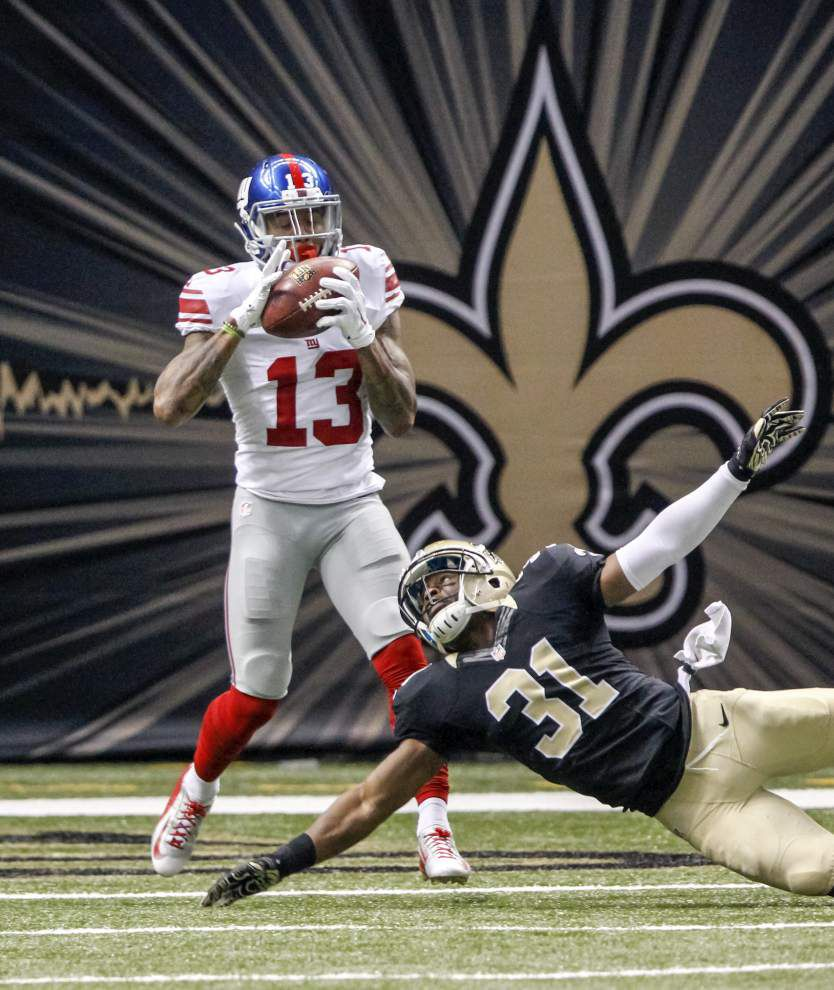 Photos: Saints get big 52-49 win over Giants with field goal in final seconds _lowres