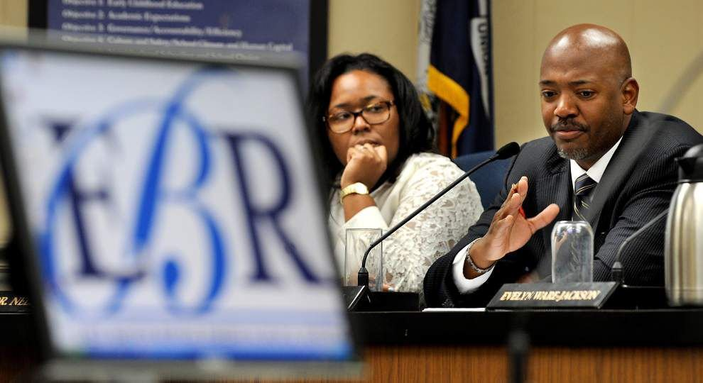 East Baton Rouge Parish School Board moves quickly to select lone superintendent finalist, and it was unanimous _lowres