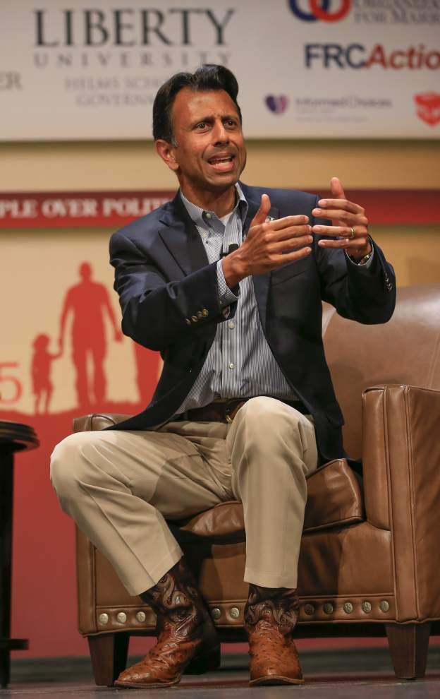 Poll by Bobby Jindal's team shows big surge by governor in Iowa _lowres