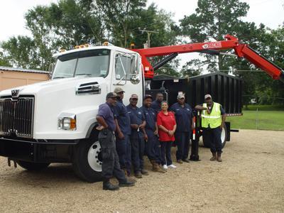 East Feliciana receives new trash truck | East Feliciana