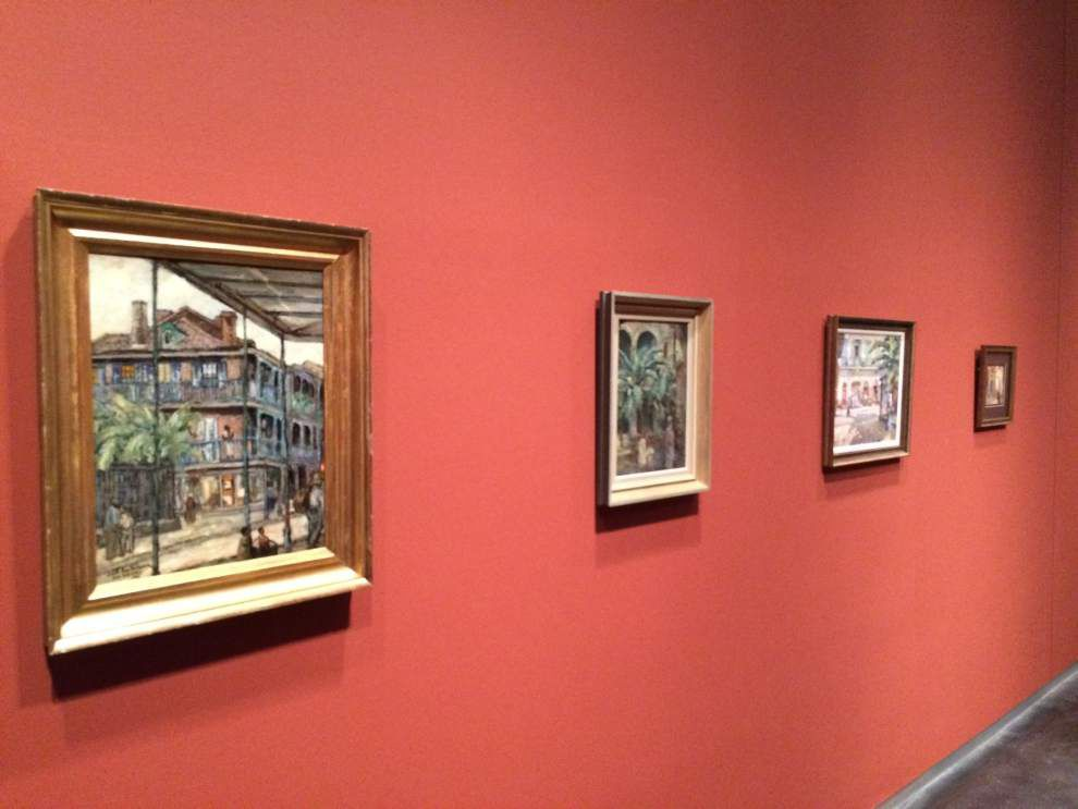 Mexico in New Orleans: New LSU Museum exhibit tracks artistic, political connections during the 1920s - '50s _lowres