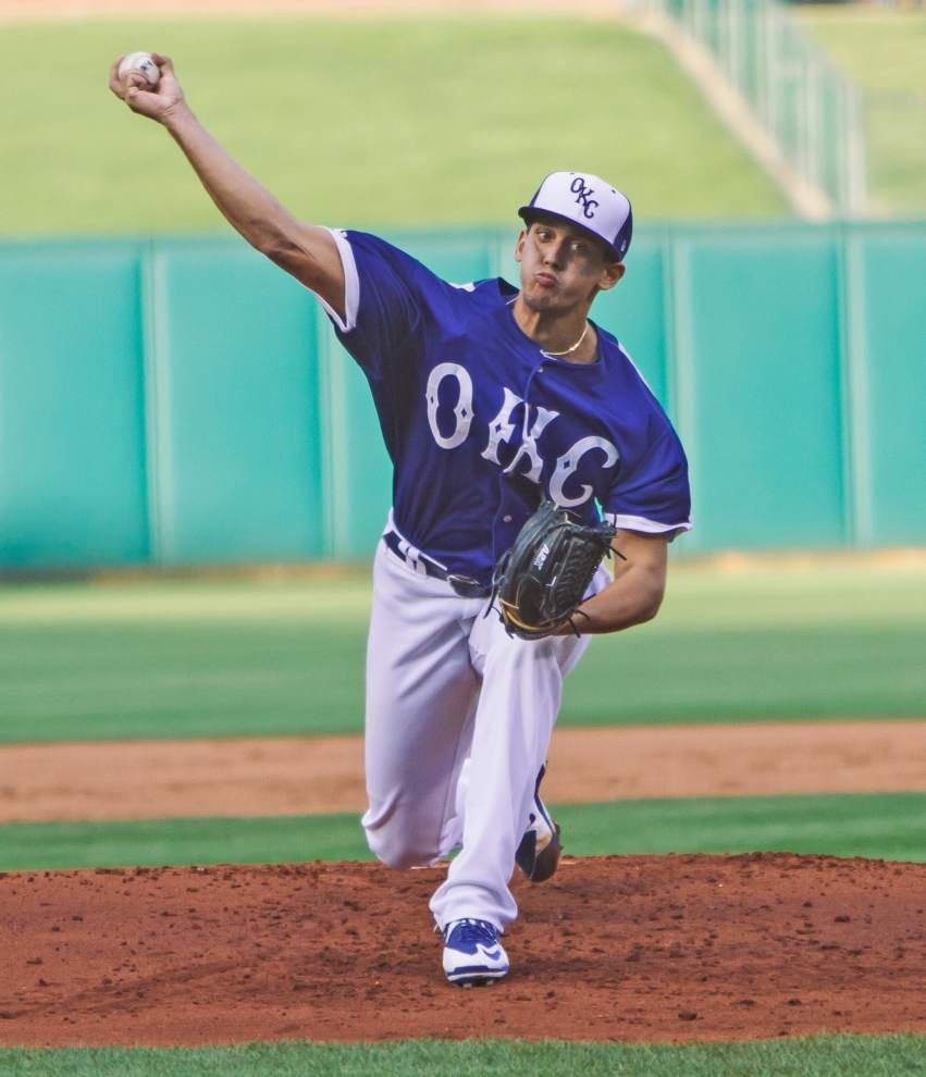 Former Southern star Jose De Leon rising from 24th-round pick to top prospect _lowres