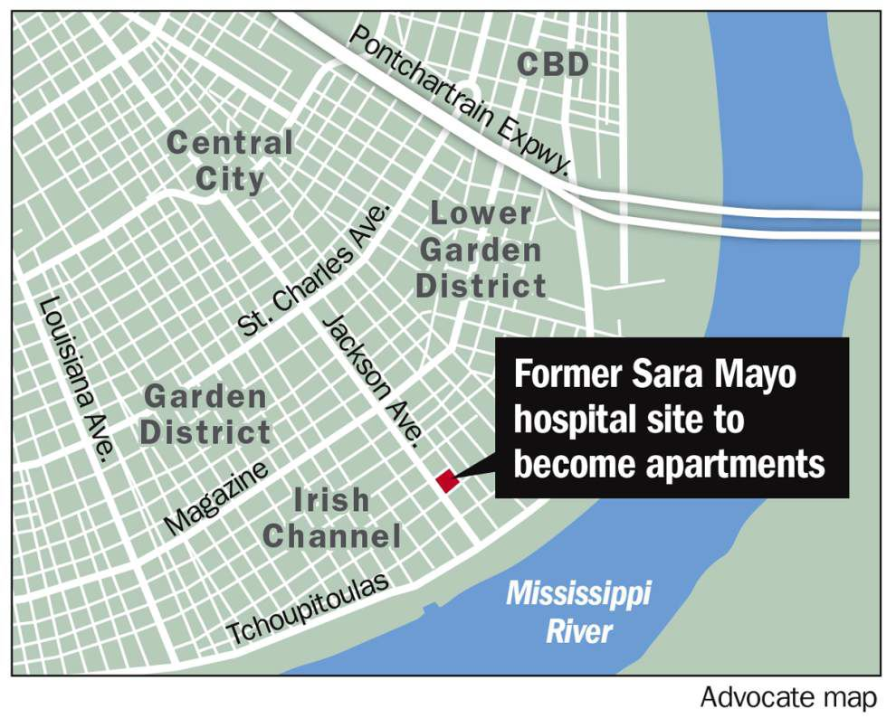 City Council approves plans to redevelop Sara Mayo Hospital despite neighbors' opposition _lowres