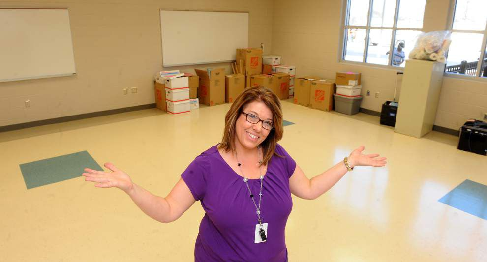 Prairieville gets new middle school after 50 years _lowres