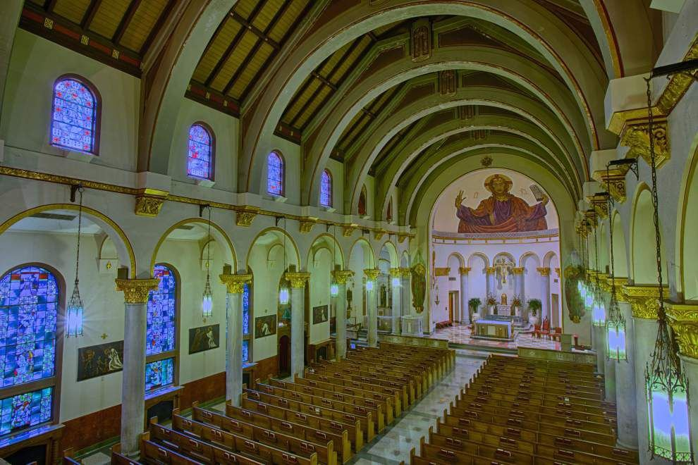 Sacred Heart in BR sets lecture on its 'Art and Soul' _lowres