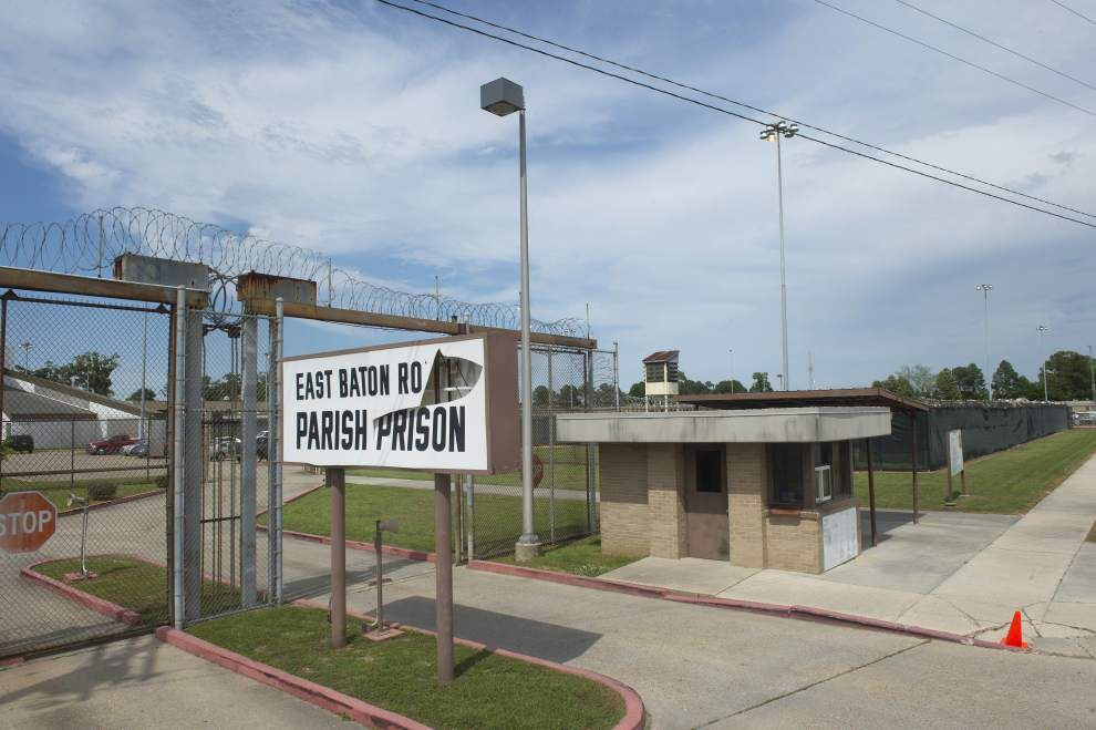 Over past decade, annual bookings at East Baton Rouge jail doubled, but does the city need a new jail larger than the one planned in New Orleans? _lowres