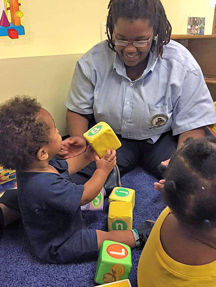 Lack of affordable day care centers in New Orleans forces some young parents to weigh safety versus cost _lowres