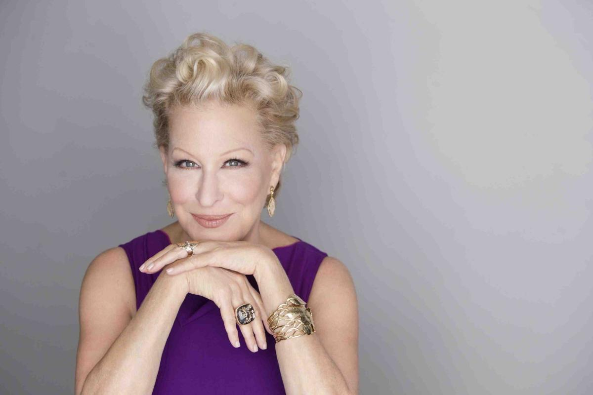 Bette Midler concert and Taylor Swift Bayou Country Superfest show announced_lowres