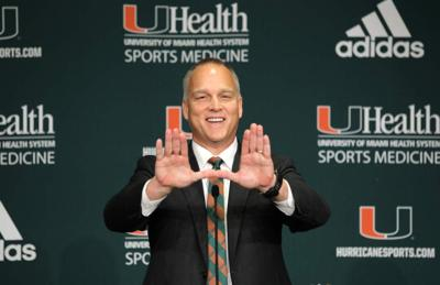 Mark Richt 'going to get to work' at Miami; Barry Odom takes charge at Mizzou _lowres