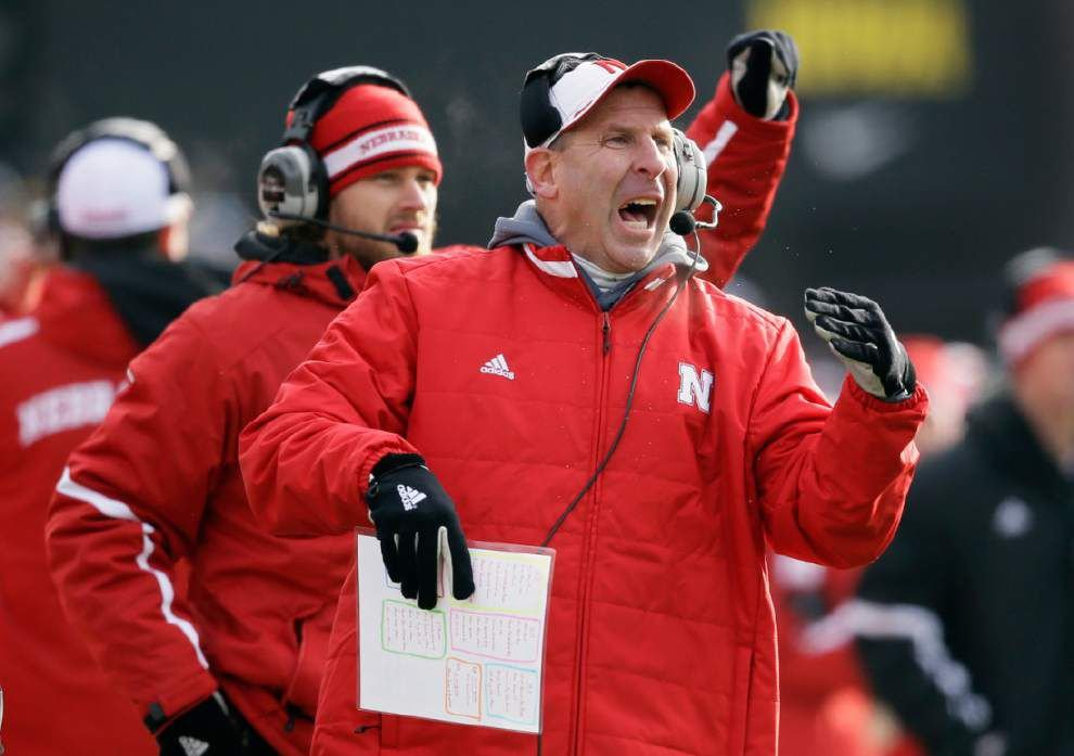 Former LSU defensive coordinator Bo Pelini fired as coach at Nebraska _lowres