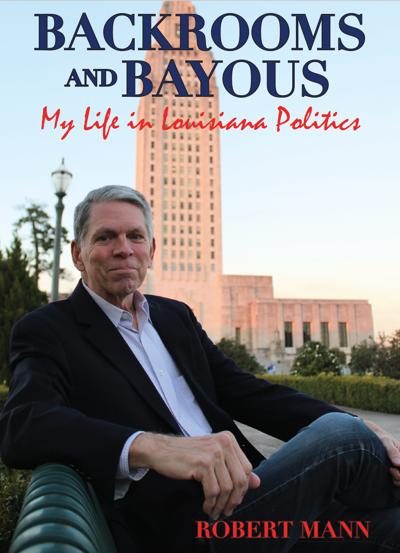 Bob Mann book cover