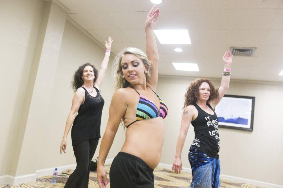 Photos: Lafayette hosts 3rd annual Bayou Belly Festival, providing workshops, classes on belly dancing _lowres