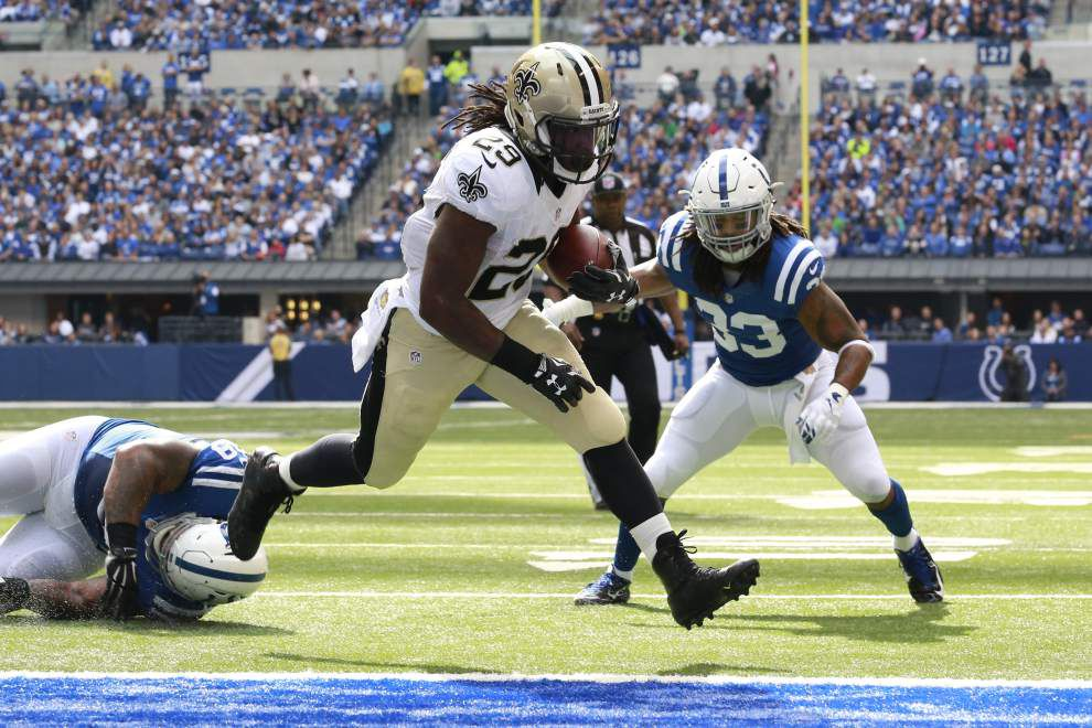 Live updates, analysis: Saints overcome shaky second half to get 27-21 win over Colts in Indianapolis _lowres