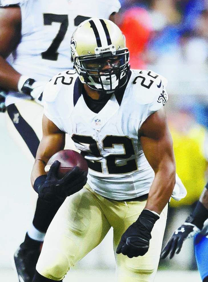 Saints' Mark Ingram added to Pro Bowl roster _lowres