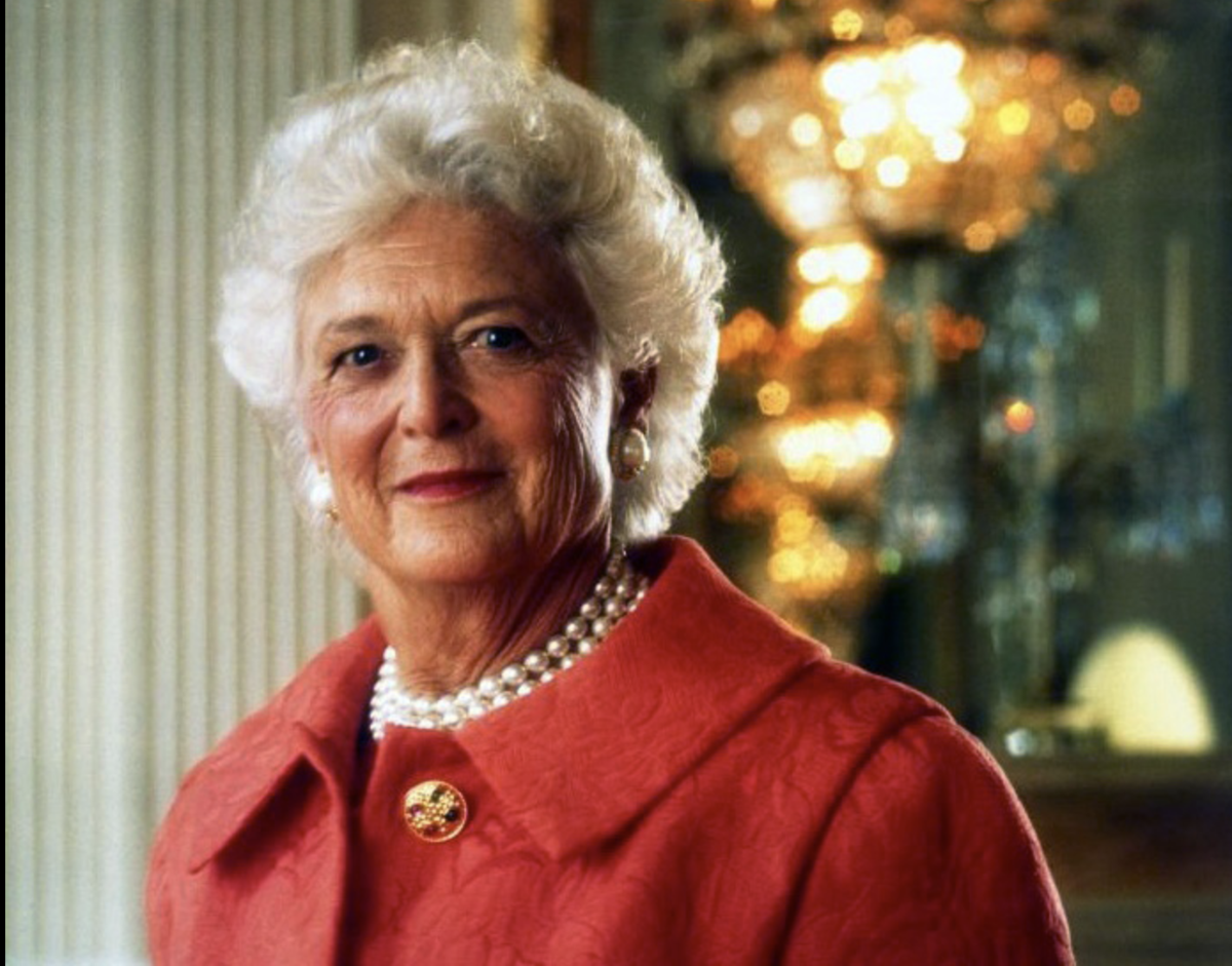 Barbara Bush, New Orleans and Hurricane Katrina: it's complicated_lowres