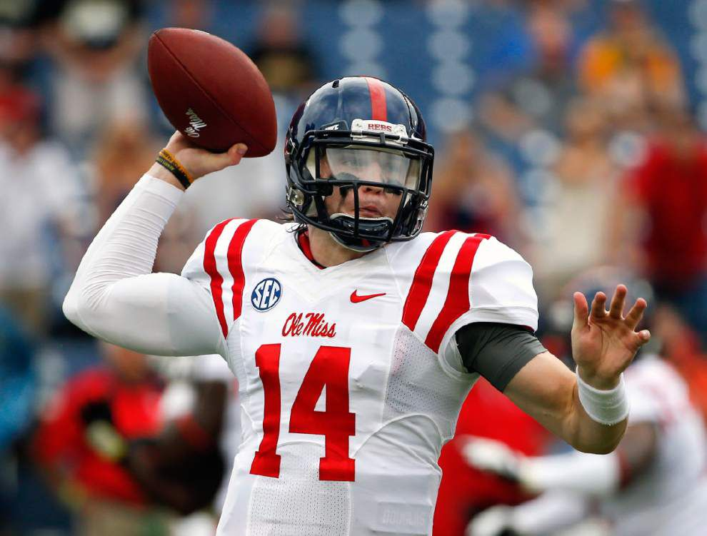 UL-Lafayette at Ole Miss: Four downs _lowres