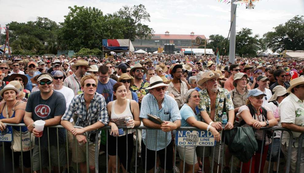 Second-weekend highlights of Jazz Fest _lowres