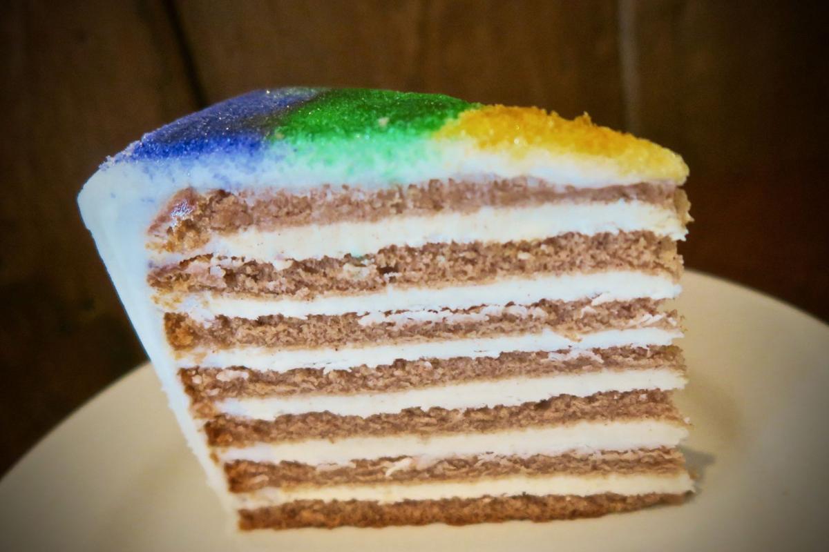 Gambinos Doberge Cake Recipe