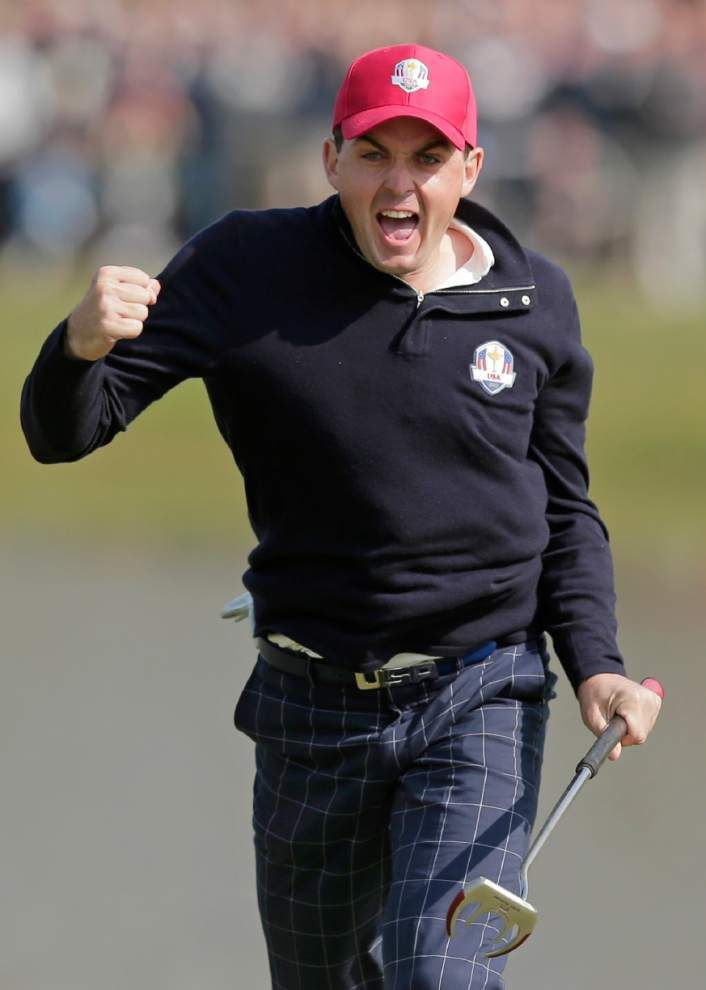 Tom Watson makes captain picks for Ryder Cup team _lowres