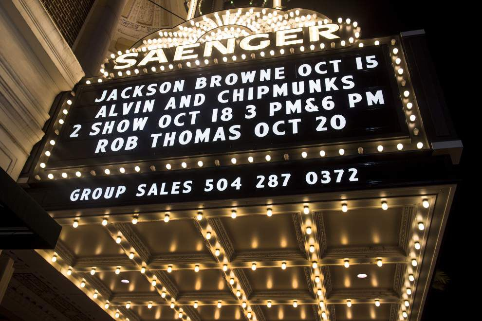 Jackson Browne stingy with golden oldies in Saenger show, bemusing crowd _lowres